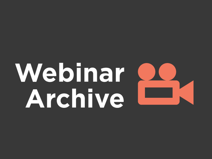 webinar-archive